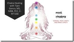 Chakra Healing with Tijen Genco - Plank Root Chakra
